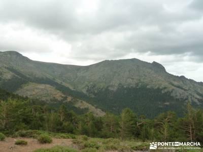Cuerda de las Cabrillas - Senderismo en el Ocaso;mapas senderismo trekking españa